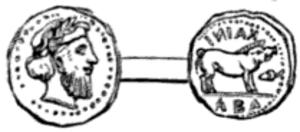 Abacaenum - Coin of Abacaenum.