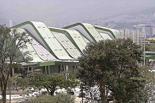 Medellín Sports Coliseum