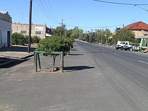 Collarenebri - Main street