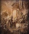 Collection Motais de Narbonne - Le Prêtre Joshuah cédant les trésors du Temple de Jérusalem à Titus - François Boucher(48).jpg