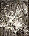 Collection de cent-vingt estampes, gravée d'après les tableaux and dessins qui composoient le cabinet de m. Poullain précédée d'un abrégé historique de la vie des auteurs qui la composent Cette suite (14755996676).jpg