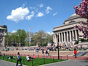 Columbia University is home to the Pulitzer Prize.