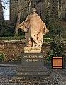 Combourg Statue de Chateaubriand.jpg