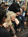 Comikaze Expo 2011 - Morgan Fairchild.jpg