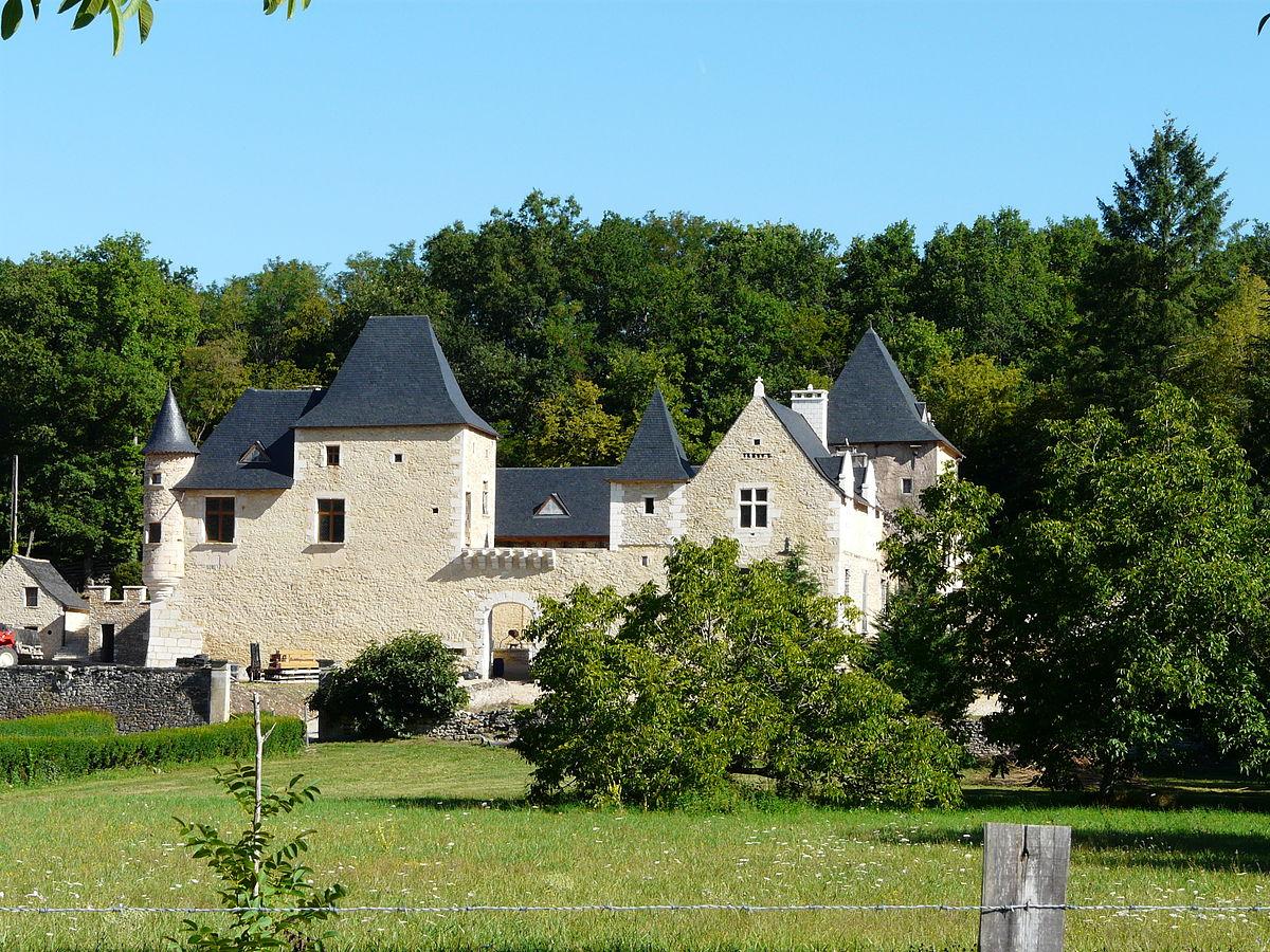 Château de la Petite Filolie - Wikipedia