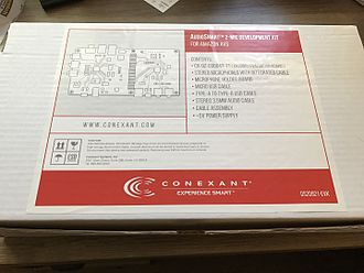 Conexant - Conexant 2-Mic Dev Kit for AVS Devices