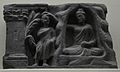 Consolation of Ananda at Gridhrakuta - Jamalgarhi - Gandhara - Indian Museum - Kolkata 2012-11-16 1903.JPG