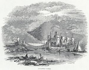 Conway Castle.(5)