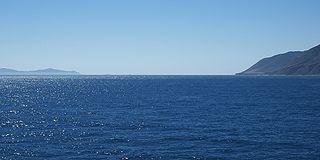 Meerenge zwischen der Nord- und Südinsel Neuseelands