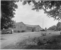 Coosa Valley, Alabama. Abandoned community school now used as office on reservation. - NARA - 522629.tif