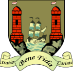 Cork city coat of arms