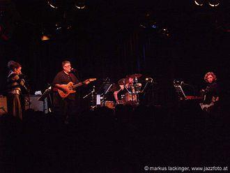Cosa Brava - Cosa Brava performing at Jazzit in Salzburg, Austria, April 5, 2008.