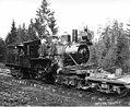 Crew with Climax locomotive 2, Coats-Fordney Lumber Company, near Aberdeen, ca 1920 (KINSEY 1902).jpeg