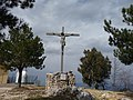 Cristo in Croce nei pressi dell'abitato di Gorga - panoramio.jpg
