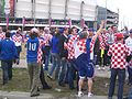 Croatian supporters before Croatia - Italy match, Poznań, June 14, Euro 2012 5.JPG