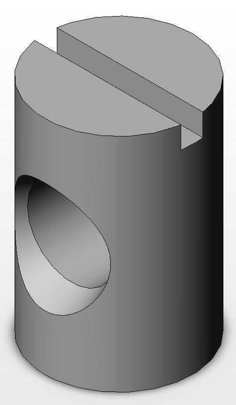 Cross dowel