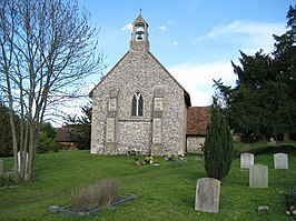 Crowell, The Church of The Nativity of the Blessed Virgin Mary - geograph.org.uk - 752687.jpg