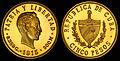 Cuba 1915 5 Pesos.jpg