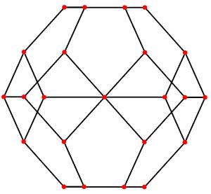 Truncated octahedron - Image: Cube t 12 v