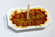 Currywurst Herkunft