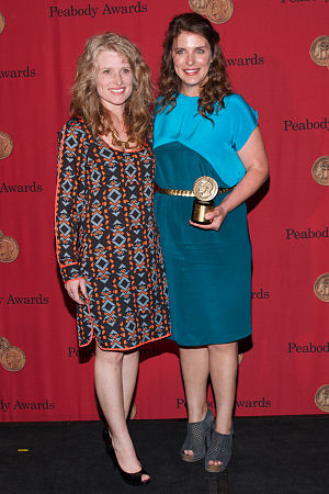 A Chef's Life - Cynthia Hill and Vivian Howard at the 73rd Annual Peabody Awards