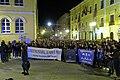 Día Internacional de la Mujer 2018, manifestación en Teruel, 03.jpg