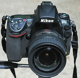 Digital photography - Nikon D700 — a 12.1-megapixel full-frame DSLR