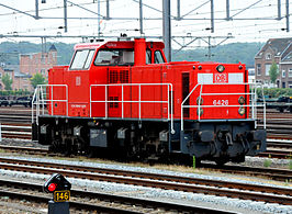 DB Schenker Rail 6426 in Venlo