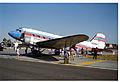 DC-3; N103NA@LGB;28.07.1995 (4929740606).jpg