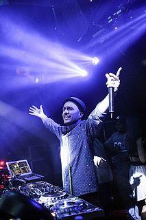 DJ Vice American disc jockey