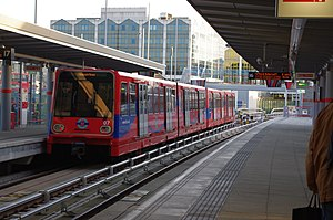 DLR B2K Stock No 07 at Stratford.jpg
