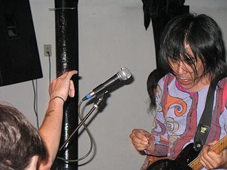 DMBQ - DMBQ at AS220 in Providence, Rhode Island in 2008