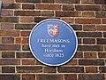 DSCN2507 FREEMASONS have met in Horsham.jpg
