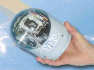 Surveillance - A payload surveillance camera manufactured by Controp and distributed to the U.S. government by ADI Technologies