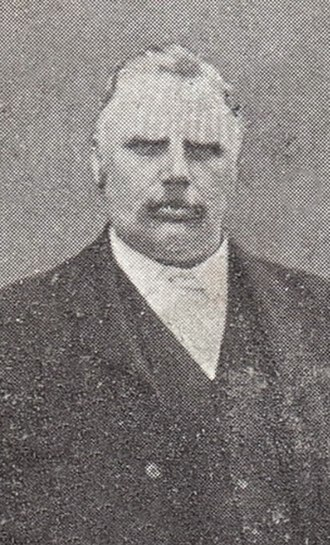 Dick Molyneux - Molyneux while with Brentford in 1903.