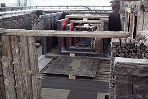 Dabaotai Western Han Dynasty Mausoleum - Beijing Dabaotai Western Han Dynasty Mausoleum