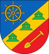 Coat of arms of Dagebøl