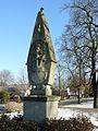Dahlem Königin-Luise-Straße Kriegerdenkmal.JPG