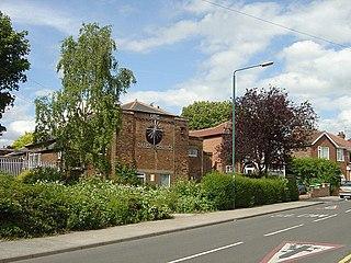 Dales United Reformed Church, Nottingham Church in Nottingham, England