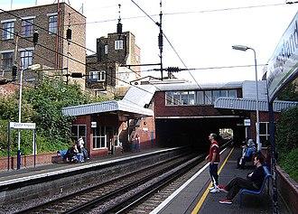 Dalston Kingsland railway station - Image: Dalston kingsland