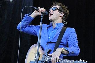 Damian Kulash - Damian Kulash performing in 2011