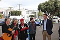 Dan Tehan speaks with outside supporters (22298134110).jpg