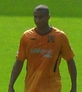 Daniel Cousin Gabonese retired footballer