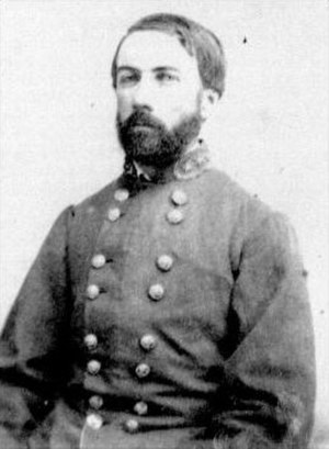 History of the University of Arkansas - Confederate General D.H. Hill served as one of the early presidents of the University.