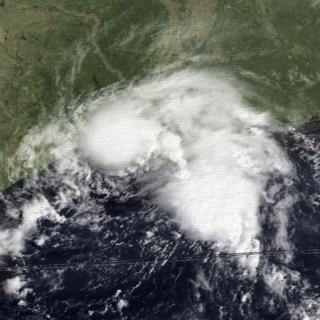 Tropical Storm Danielle (1980) Atlantic tropical storm in 1980