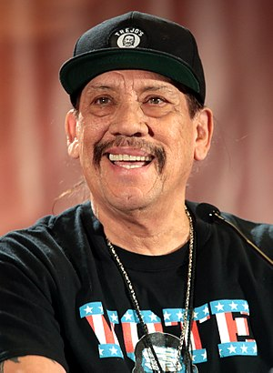 Danny Trejo - Trejo at the May 2017 Phoenix Comicon