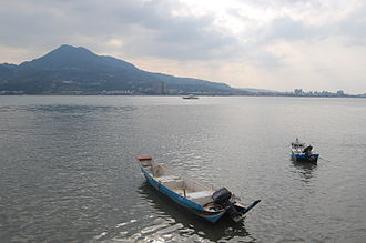 New Taipei City - Tamsui River