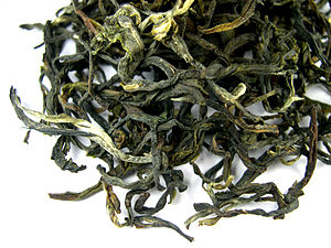 English: Darjeeling Oolong tea is another vari...