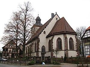 Dassel - Image: Dassel Laurentius Church