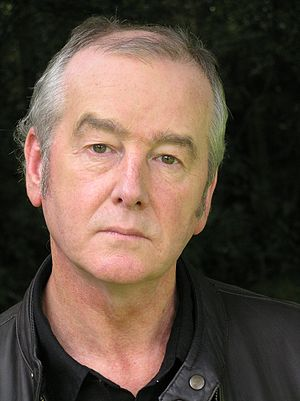 English: Photograph of author, David Almond
